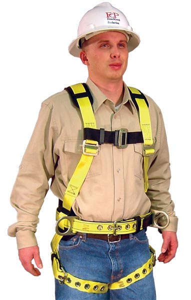 853AB Fr 800 series 853ab harness frenchcreek production safety fall