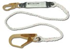 Shock Absorbing Lanyards - Rope Pack-Style 404A