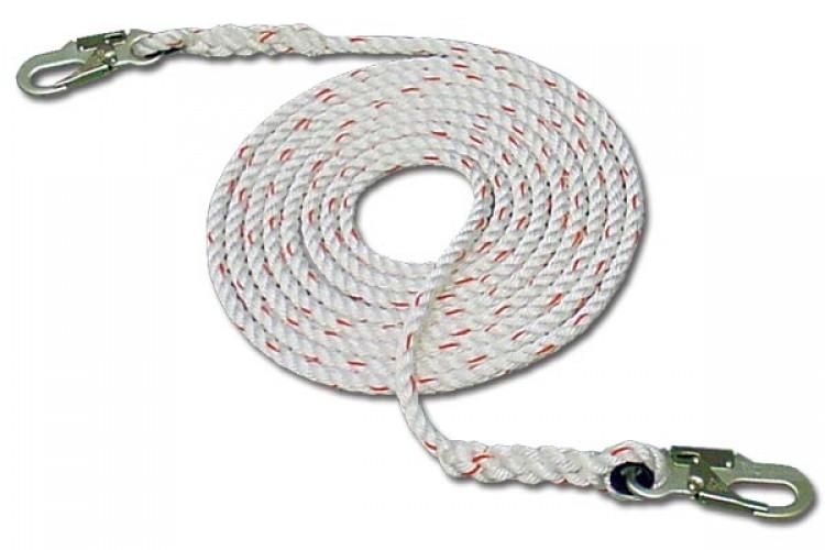 Vertical Lifelines - Lifelines, Rope, and Rope Accessories - 410
