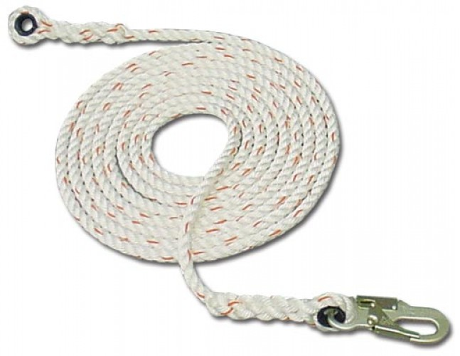 Vertical Lifelines - Lifelines, Rope, and Rope Accessories - 411