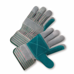 West Chester Protective Gear 500DP Leather Palm Gloves