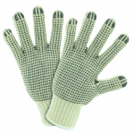 West Chester Protective Gear 708SKBS Dotted String Knit Gloves