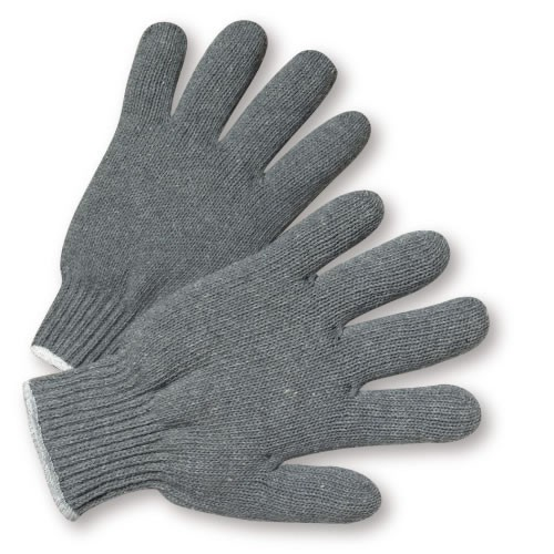 West Chester Protective Gear 708SLG String Knit Gloves