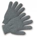 West Chester Protective Gear 710SG String Knit Gloves