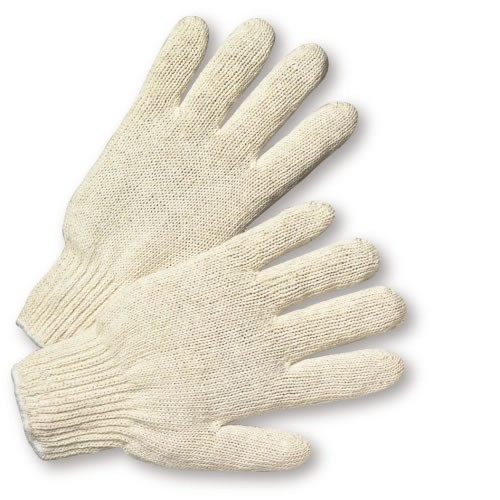 West Chester Protective Gear 710S String Knit Gloves