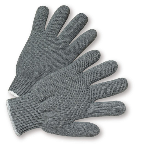 West Chester Protective Gear 714SG String Knit Gloves