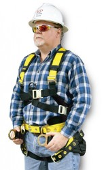 Tower Climber Full Body Harness 887PBT