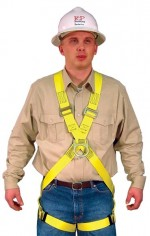 Crossover Full Body Harness 930