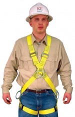 Crossover Full Body Harness 930B