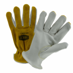 IRONCAT 9414 Leather Driver Gloves