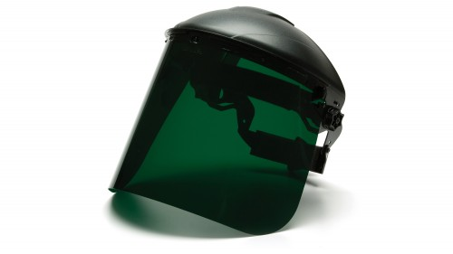 Dark Green Tinted Polyethylene S1035