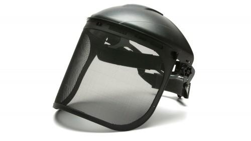 Steel Wire Mesh Face Shield S1060