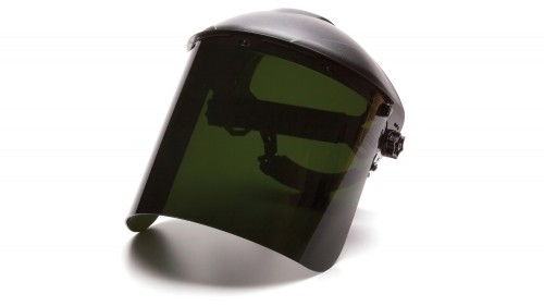 Cylinder IR5 Polycarbonate Face Shield S1250