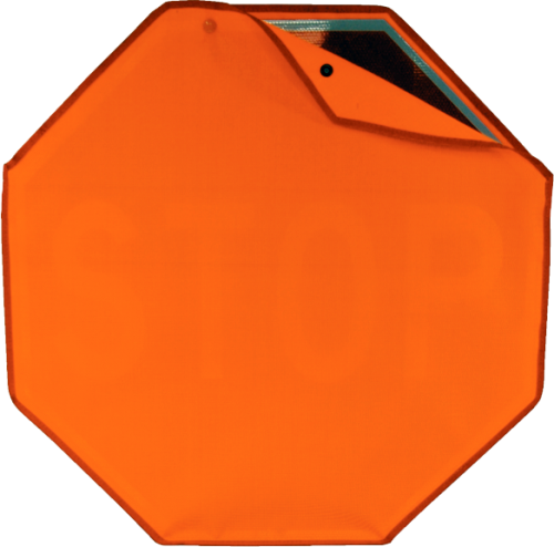SafeZone Series Stop / Slow Cover Traffic Control Accessories